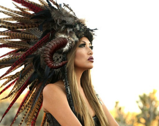 Warrior Headdress 1