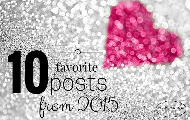 10 favorite posts
